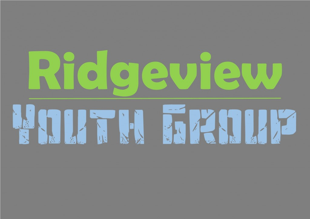Ridgview youth Group logo