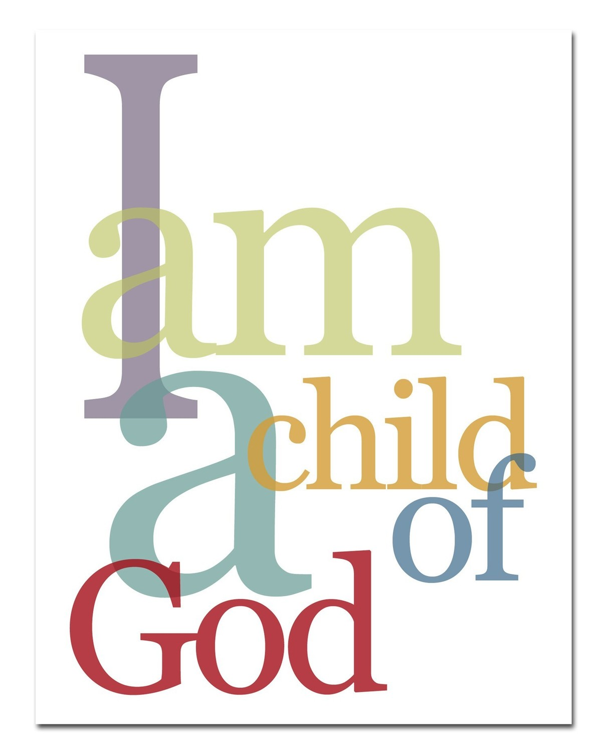 Am I a Child of God?