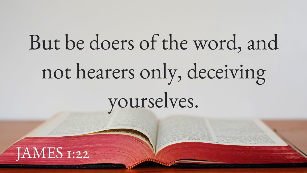 Resolve to Apply the Bible in 2019