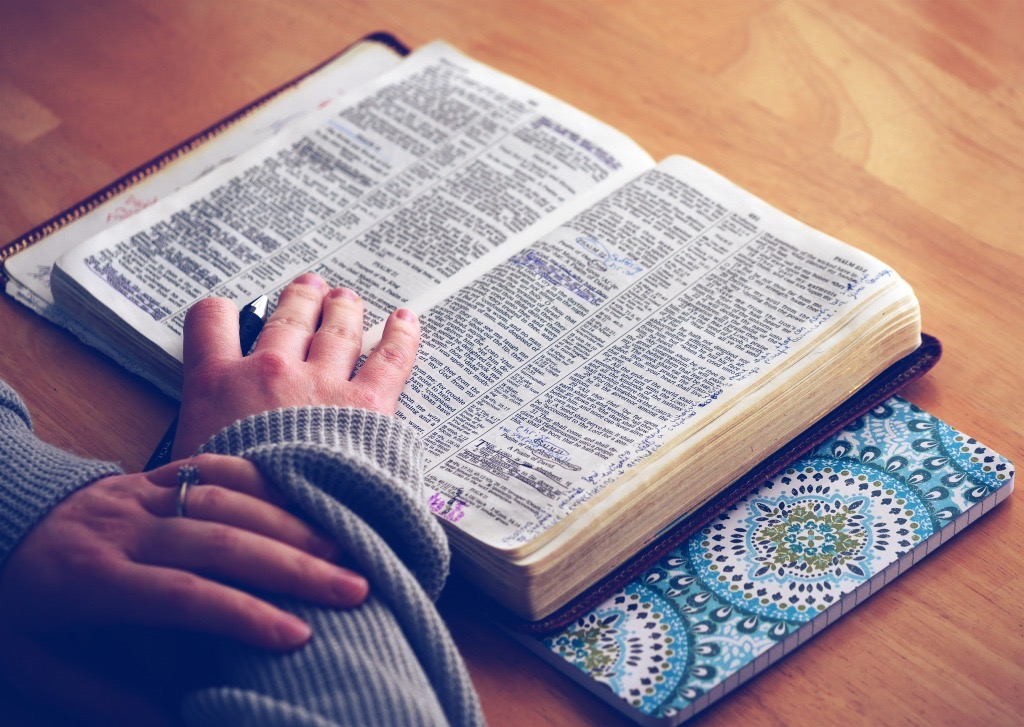 Resolve to Study the Bible in 2019