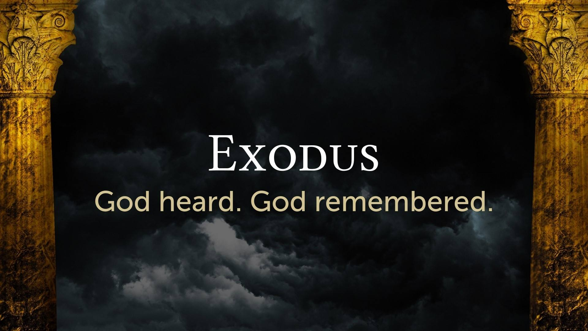 Four Reasons to Study Exodus this Summer